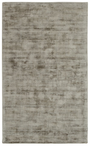 Berlin Distressed Rug in Silver by BD Home