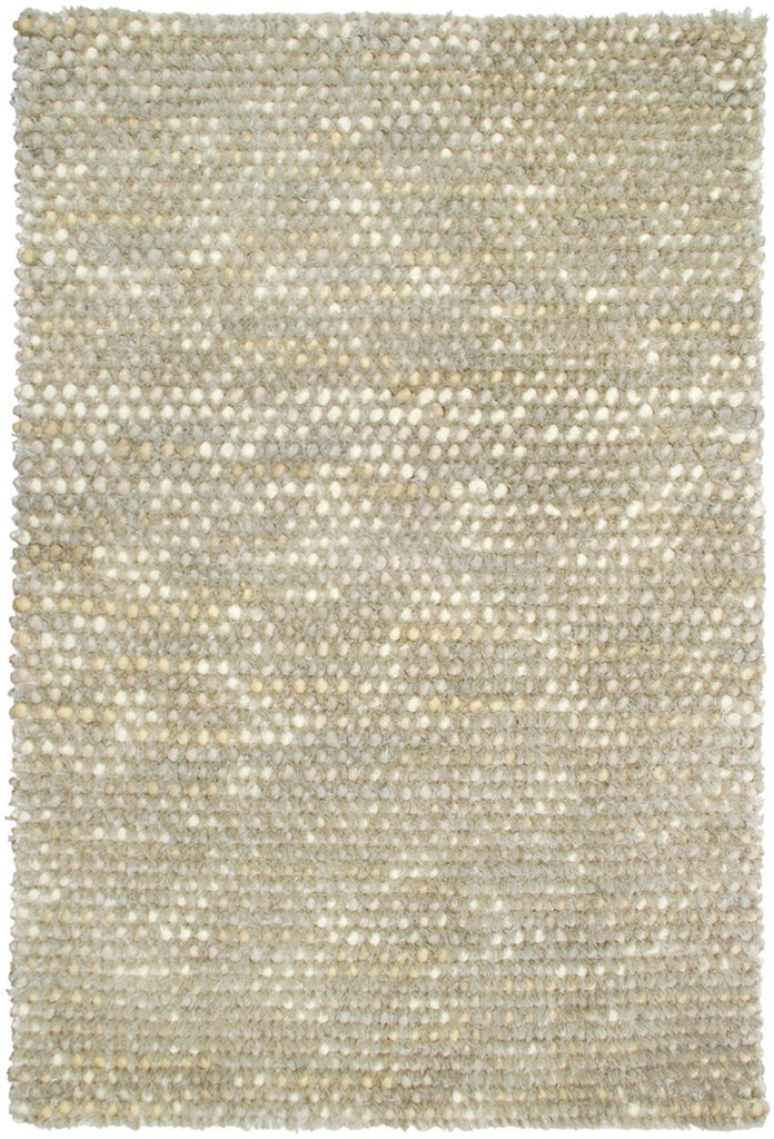 Pebble Shag Rug in Ivory Flurry