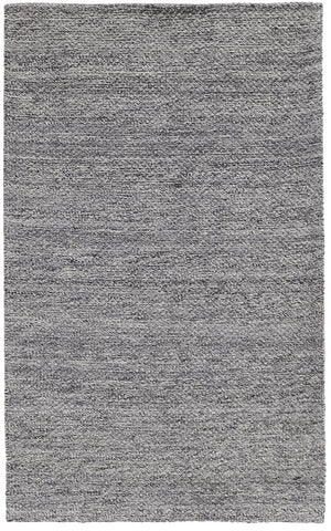 Heather Wool Rug in Grey by BD Home