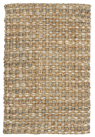 Panama Rug in Natural, Ivory & Grey by BD Home
