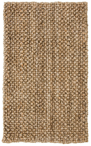 Knobby Loop Rug in Natural by BD Home