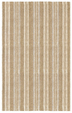 Seagrass Cabana Rug in Ivory by BD Home