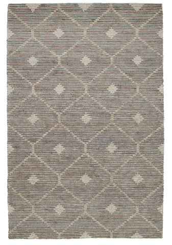 Rustica Rug in Grey by BD Home