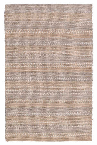 Calipso Rug in Natural & Grey by BD Home
