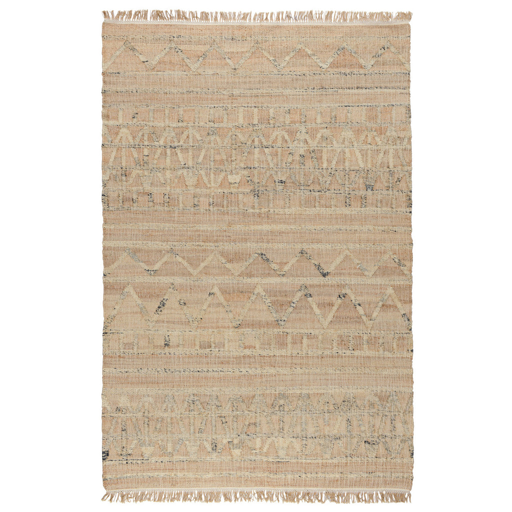 Kingston Distressed Rug in Natural by BD Home