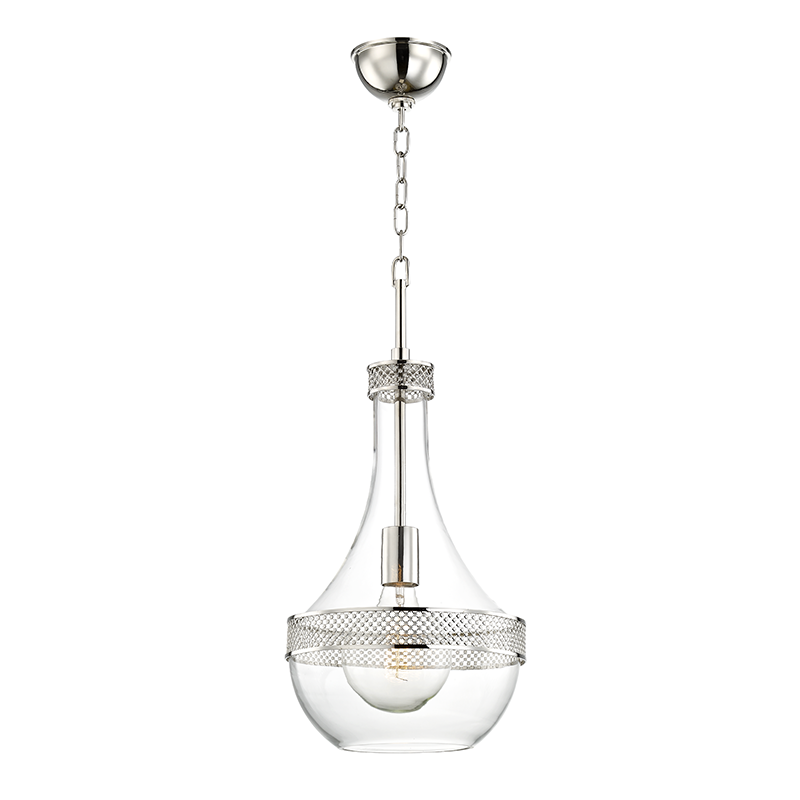 Hagen 1 Light Small Pendant