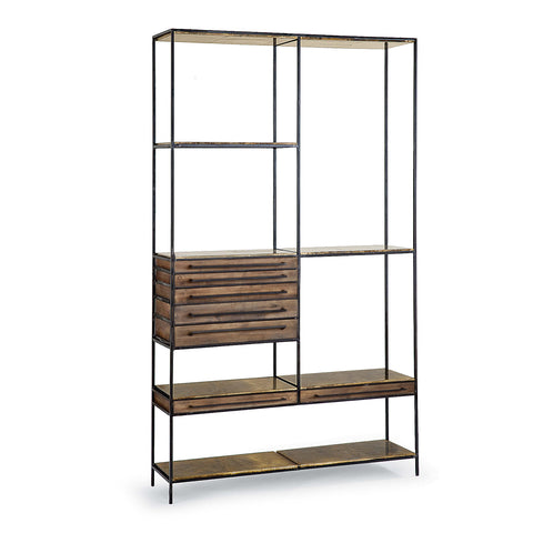 Baxter Etagere design by Regina Andrew