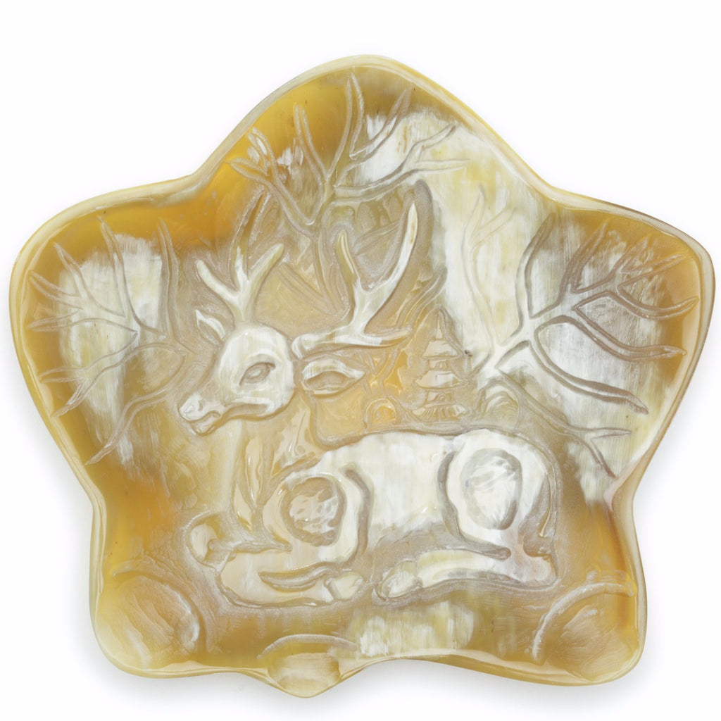 Deer Leaf Dish design by Siren Song