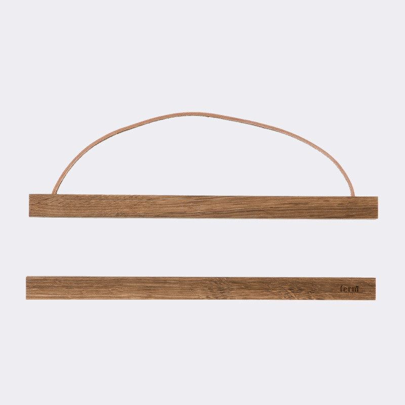Wooden Frame in Smoked Oak design by Ferm Living
