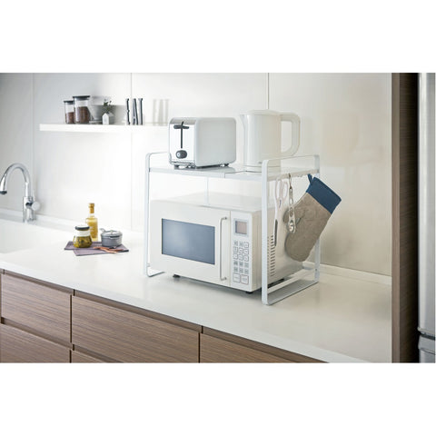 Tower Expandable Kitchen Counter Organizer by Yamazaki