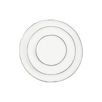 Abbesses Plates in Green or Grey design by Canvas - BURKE DECOR