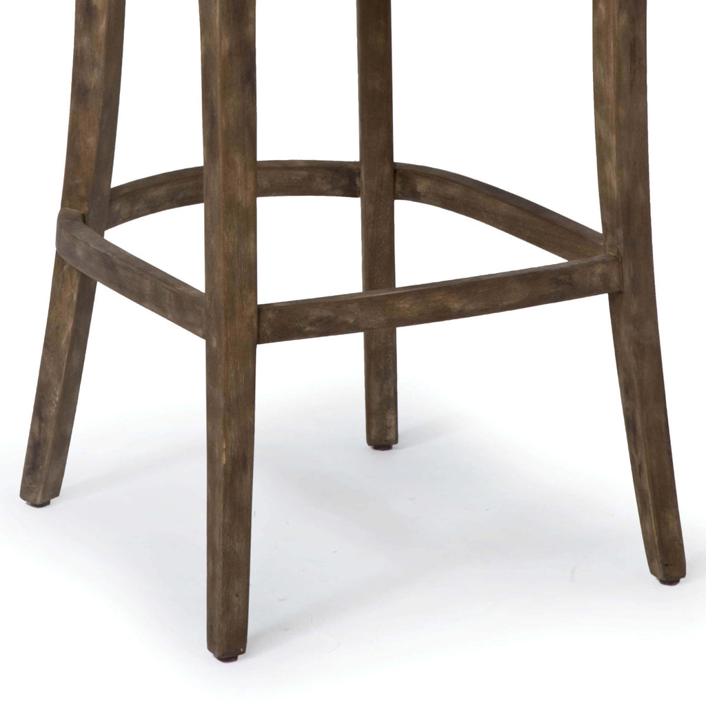 Tavern Bar Stool in Dark Grey design by Regina Andrew
