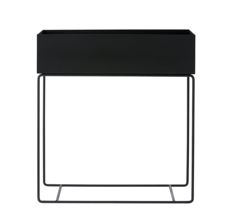 Plant Box in Black by Ferm Living