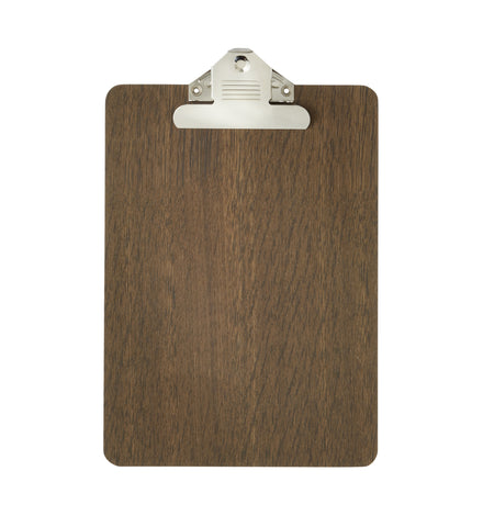 Clipboard in Smoked Oak by Ferm Living