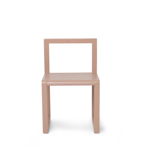 Little Architect Chair in Rose