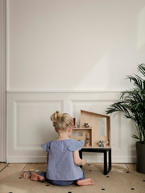 Small Miniature Funkis Doll House by Ferm Living