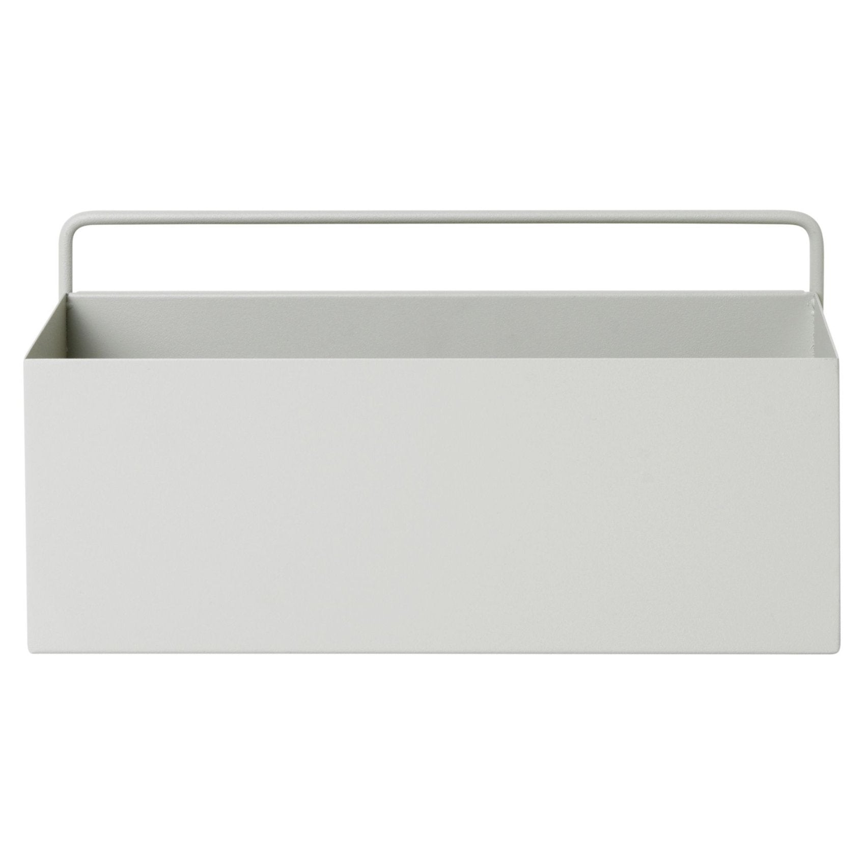 Rectangle Wall Box in Light Grey design by Ferm Living