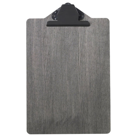 Clipboard A5 in Stained Black by Ferm Living