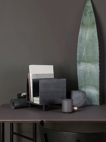 Paper Organizer in Stained Black design by Ferm Living