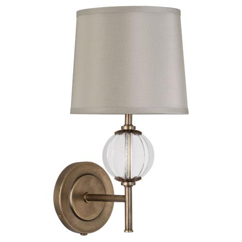 Latitude Wall Sconce by Robert Abbey