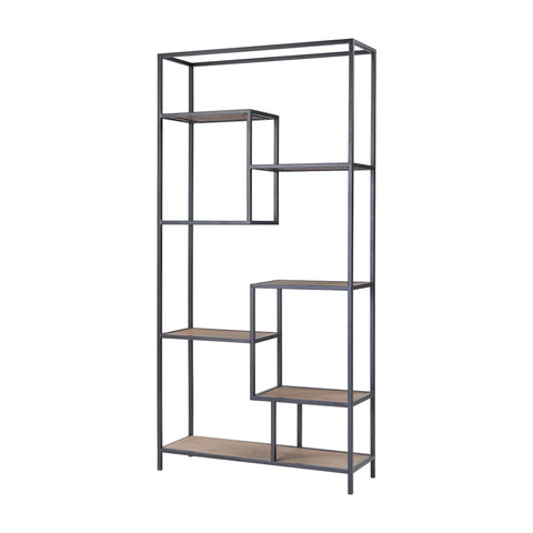 Box Office Shelving Unit by Burke Decor Home
