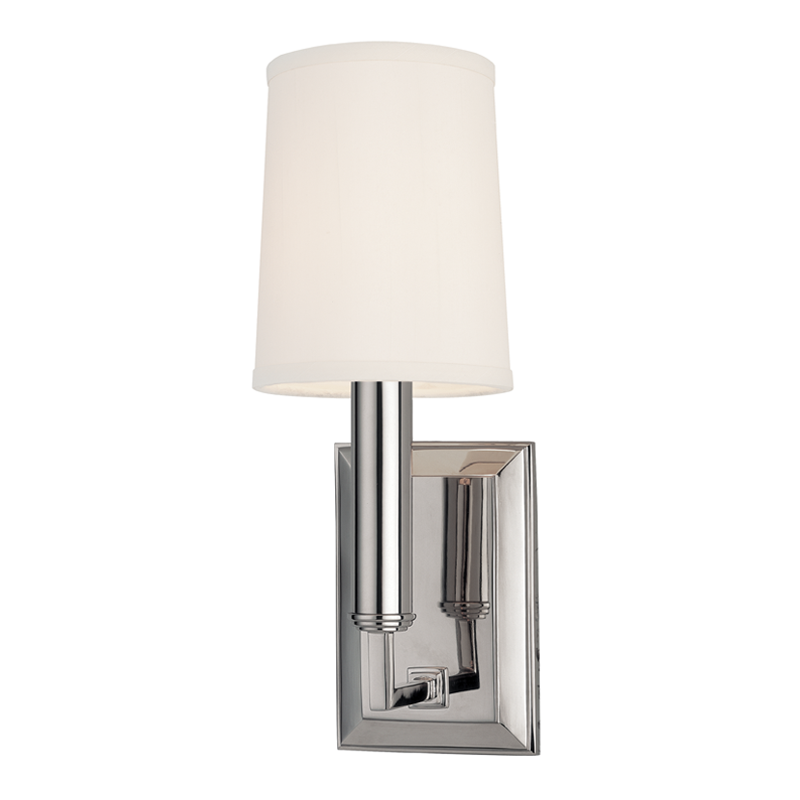 Clinton 1 Light Wall Sconce by Hudson Valley Lighting