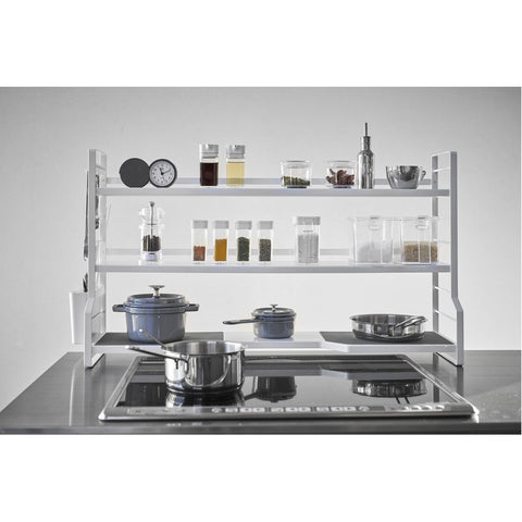 Tower Countertop 3-Shelf Rack by Yamazaki