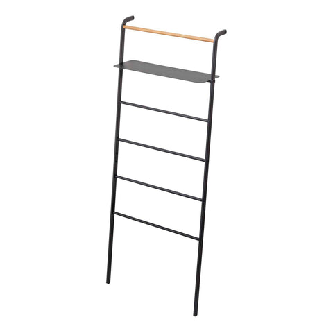 Tower Leaning Ladder With Shelf by Yamazaki
