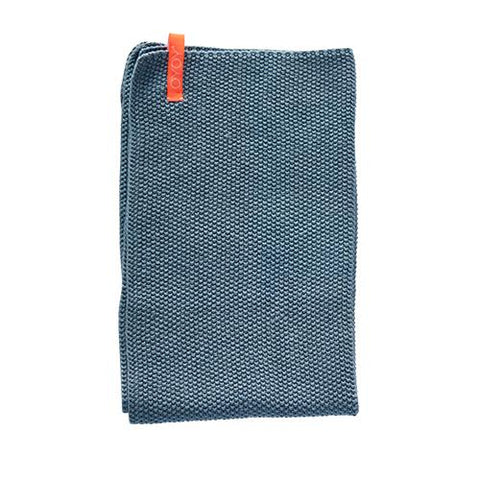 Mini Towel in Dusty Aqua design by OYOY