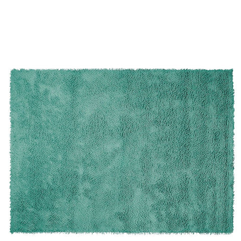 Shoreditch Malachite Rug design by Designers Guild