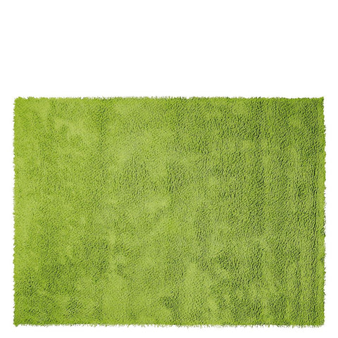 Shoreditch Lime Rug design by Designers Guild