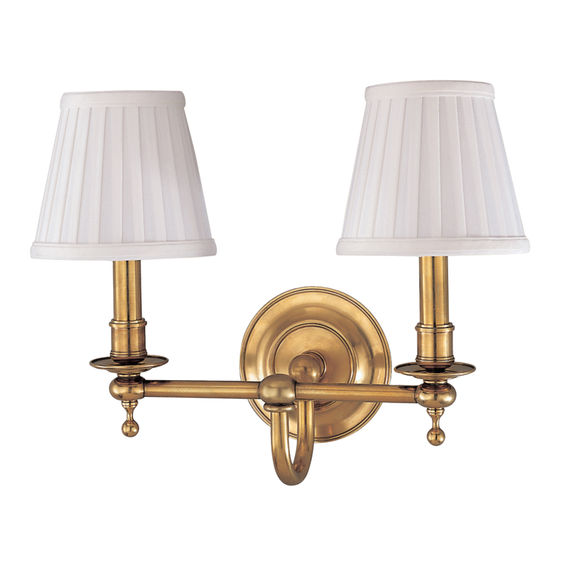 Beekman 2 Light Wall Sconce