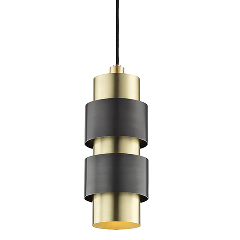 Cyrus 2 Light Pendant by Hudson Valley Lighting