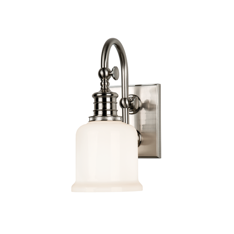 Keswick 1 Light Bath Bracket by Hudson Valley Lighting