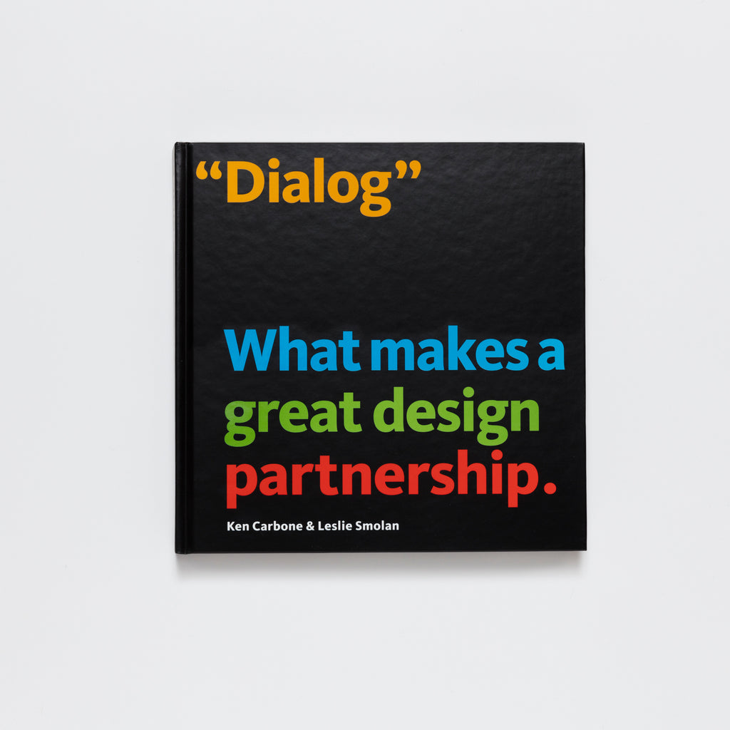 """Dialog"" What Makes a Great Design by Pointed Leaf Press"