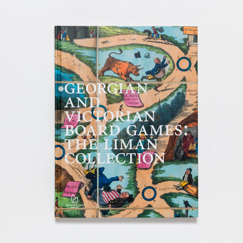 Georgian and Victorian Board Games: The Liman Collection by Pointed Leaf Press