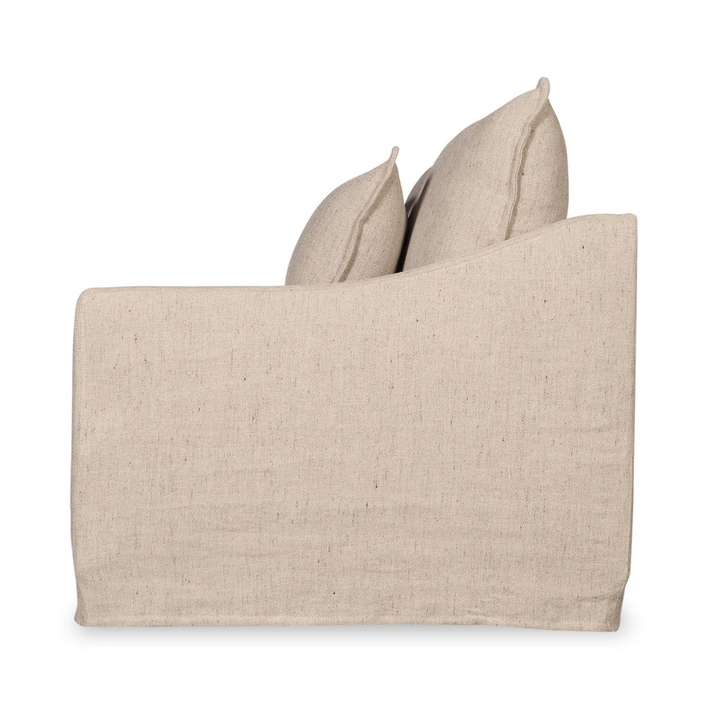 Darcy Loveseat in Various Fabric Options