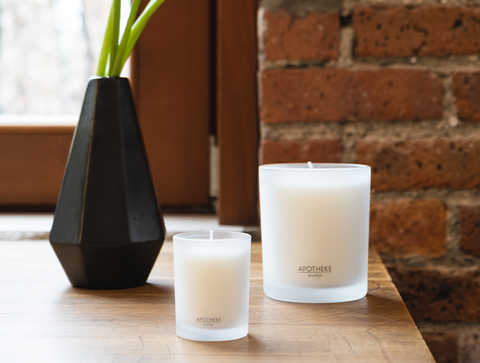 Canvas Votive Candle