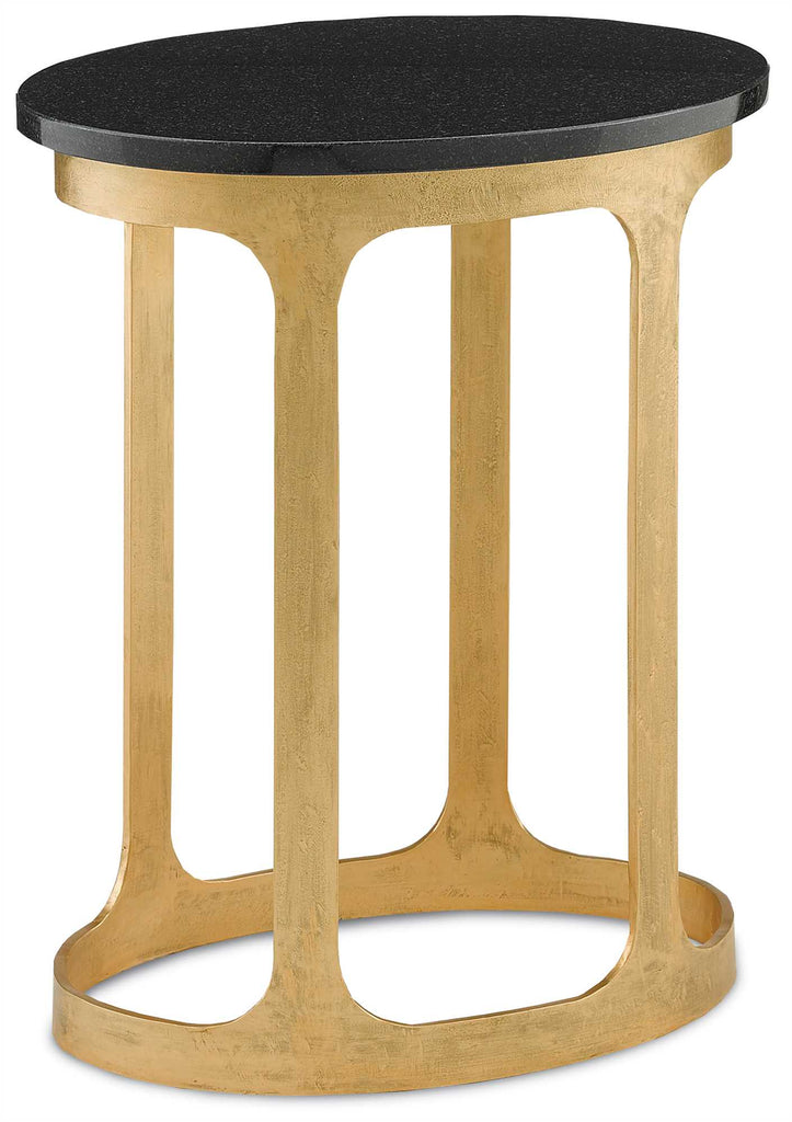 Inola Accent Table design by Currey & Company
