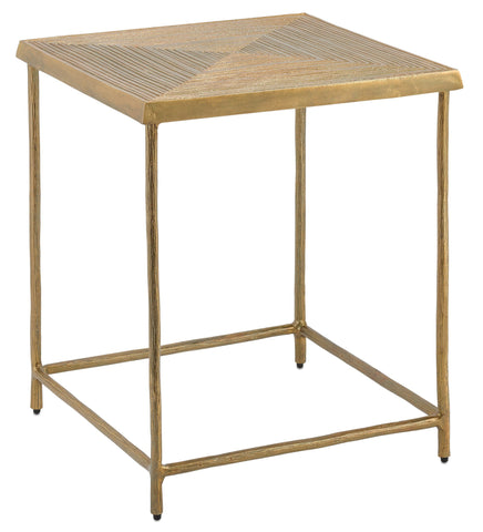Piazza Accent Table Flatshot Image