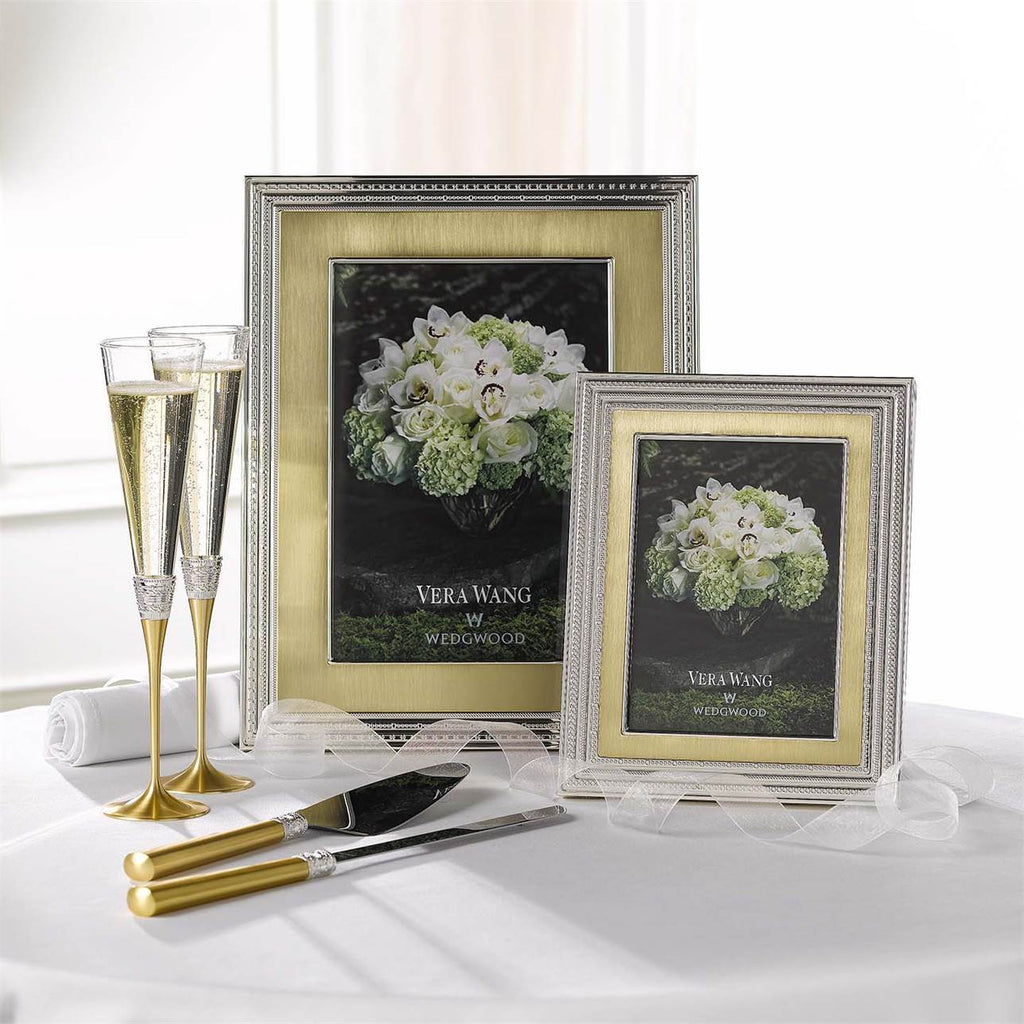 With Love Gold Frame in Various Sizes