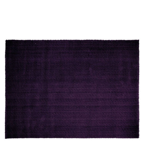 Soho Violet Rug design by Designers Guild