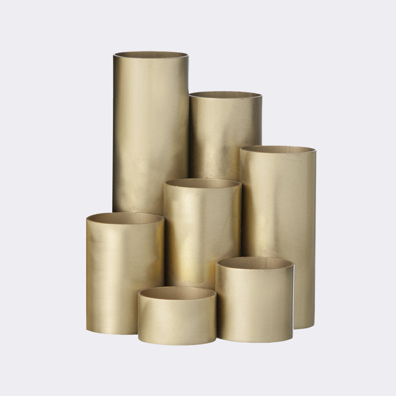 Brass Pencil Holder design by Ferm Living