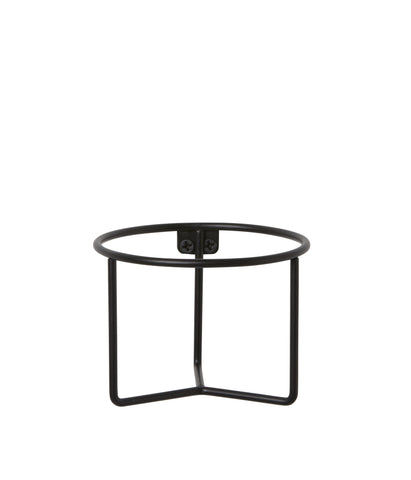 Plant Holder in Black design by Ferm Living