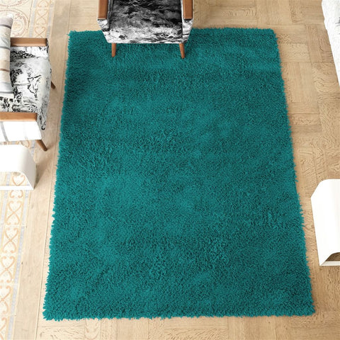 Shoreditch Ocean Rug design by Designers Guild