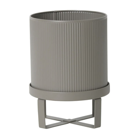 Small Bau Pot in Warm Grey by Ferm Living