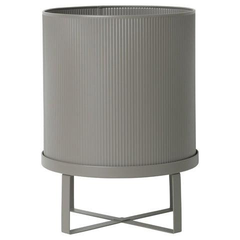 Large Bau Pot in Warm Grey design by Ferm Living