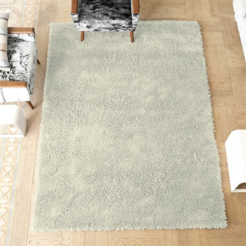 Shoreditch Putty Rug design by Designers Guild