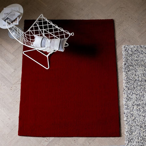 Soho Paprika Rug design by Designers Guild