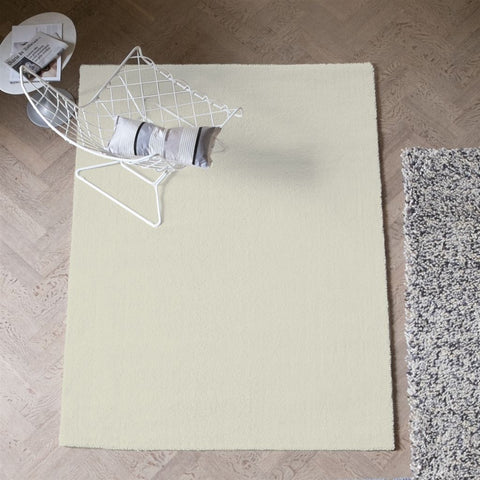 Soho Chalk Rug design by Designers Guild